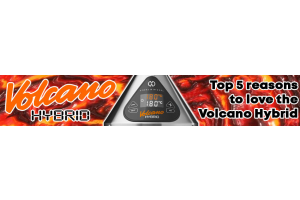 Top reasons to love the Volcano Hybrid