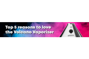 Top reasons to love the Volcano vaporizer