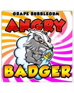 Angry Badger - Short Fill - 50ml - Grape Bubblegum