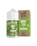 Wild Roots - Short Fill - 50ml - Mint Tea + Rhubarb