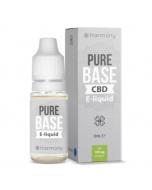 Harmony CBD E-Liquid - Pure Base - 10ml