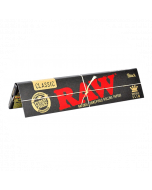 RAW Black Kingsize Papers