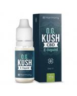 Harmony CBD E-Liquid - O.G. Kush - 10ml