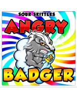 Angry Badger - Short Fill - 50ml - Sour Skittles