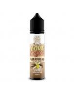 Love Coffee - Short Fill - 50ml - Vanilla Iced Coffee