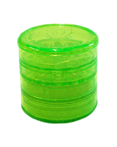 65mm - 5 Part Acrylic Sifter Grinder