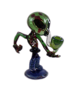 Glass Pipe - Alien HI