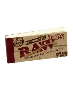 RAW Wide Smoking Tips