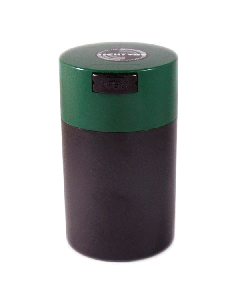 Tightvac Airtight Stash Container - 0.57L - Green/Black