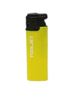 Torjet Windproof Jet Flame Lighter - Yellow