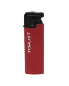 Torjet Windproof Jet Flame Lighter - Red