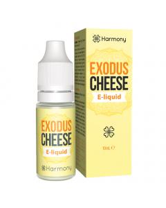 Harmony CBD E-Liquid - Exodus Cheese - 10ml