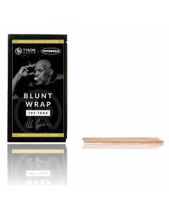 Tyson Ranch Tobacco-Free Terpene-Infused Blunt Wrap - The Toad