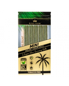 King Palm - Organic Mini Pre-Rolled Cones - 5 Pack