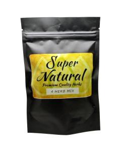 Super Natural 4 Herb Mix - 25g