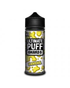 Ultimate Puff Shakes - Banana - 100ml Shortfill