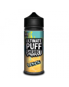 Ultimate Puff Sherbet - Lemon - 100ml Shortfill