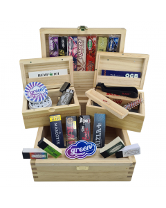 Rolling Box Gift Set - G5 - Ultra!