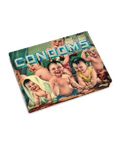 CONDOMS Pocket Box