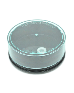 Space Vac Stash Container - 0.06L - Black/Clear_1