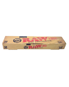 RAW Pre-Rolled Cones Basic 1 1/4 - 32 Pack