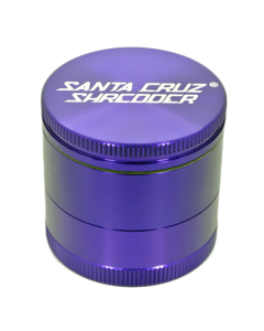 Small Santa Cruz Shredder - 4 Part - Purple