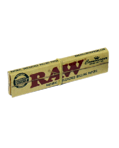 RAW Connoisseur King Size Papers - Classic