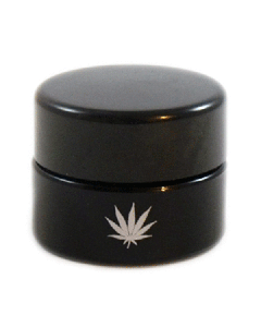 420 Concentrate Jar - Leaf - X Small