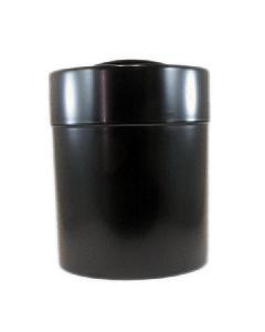 Tight Vac Airtight Stash Container - 3.87L - Black