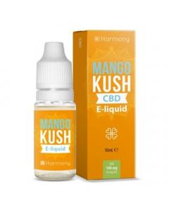 Harmony CBD E-Liquid - Mango Kush - 10ml