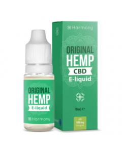 Harmony CBD E-Liquid - Original Hemp - 10ml
