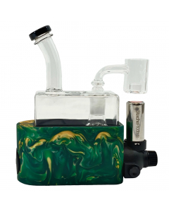 RiO MakeOver - All-In-One Oil Rig - Green