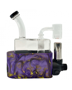 RiO MakeOver - All-In-One Oil Rig - Purple
