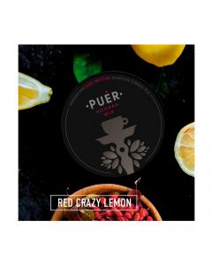 Puer Hookah Tea Mix - 100g - Red Crazy Lemon