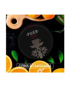 Puer Hookah Tea Mix - 100g - Citrus Extravaganza
