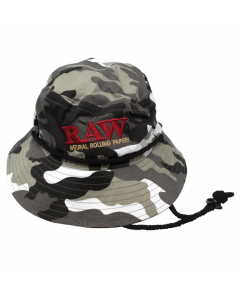 RAW Smokermans Hat - Camo