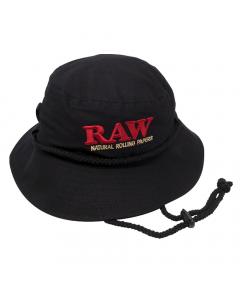 RAW Smokermans Hat - Black