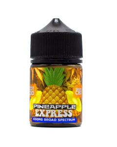 Orange County Broad Spectrum CBD E-Liquid - 50ml - Pineapple Express