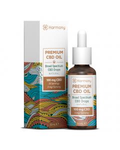 Harmony Broad Spectrum Natural CBD Oil