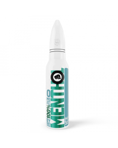 Riot Squad - 100% Menthol - Ice - 50ml Short Fill