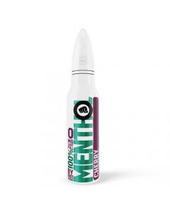 Riot Squad - 100% Menthol - Cherry - 50ml Short Fill