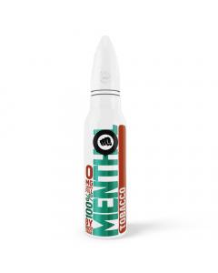 Riot Squad - 100% Menthol - Tobacco - 50ml Short Fill