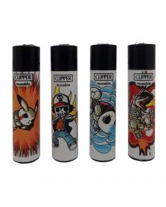 Clipper Lighters - Pokémon - Set of 4