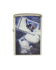 Zippo Lighter - Sky Diver