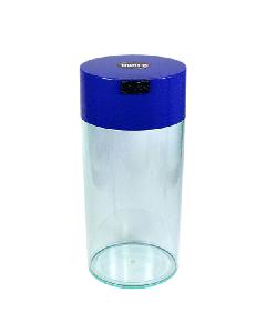 Tight Vac Airtight Stash Container - 2.35L - Blue/Clear