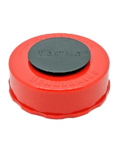 GrinderVac - Red