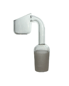 Quartz Glass Banger - 18mm Male
