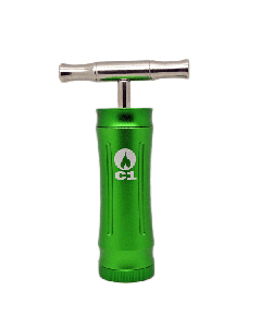 Cheekyone - C1 Pollen Press - Green