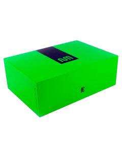 FUM B4CC Large Humidor Box - Green