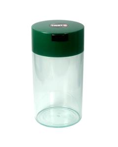 Tight Vac Airtight Stash Container - 1.3L - Green/Clear